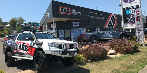 Arb Maroochydore 4x4 Accessories Bull Bars Suspension