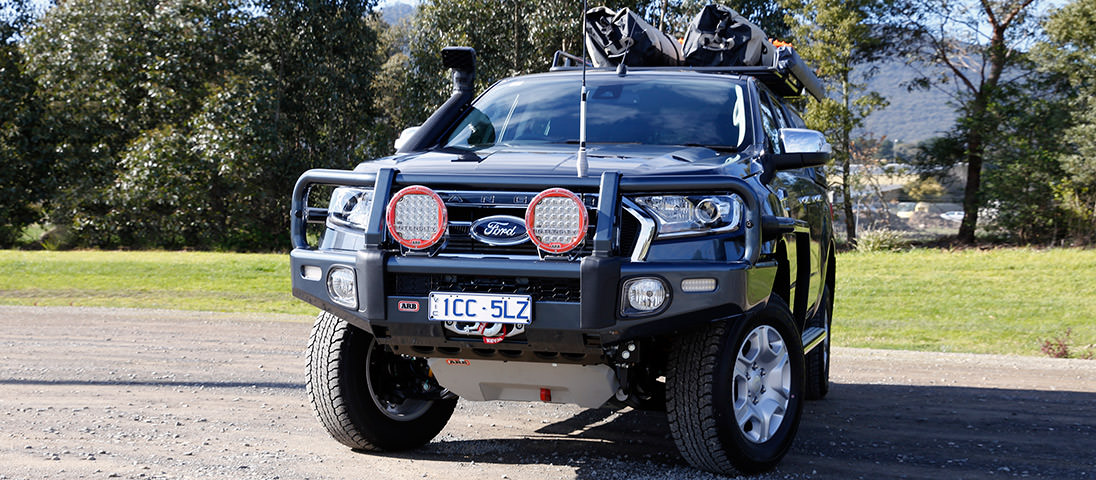 Summit Bar Lands For Mk2 Ranger Arb Maroochydore