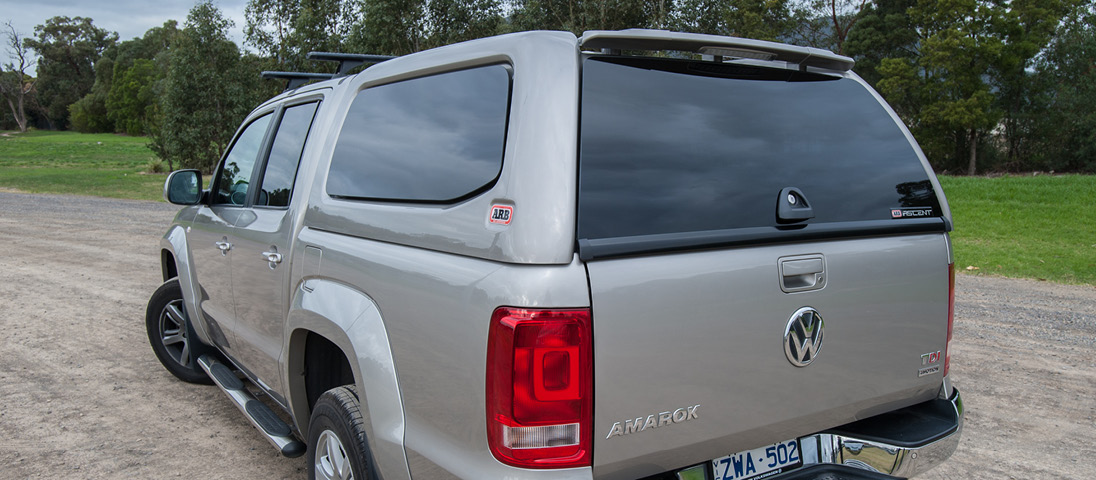 Ascent Canopy revealed for Amarok & D-Max - ARB Maroochydore