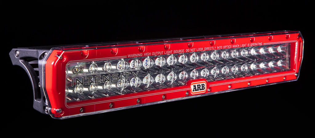 ARB Intensity Light Bar - 4x4 Accessories ARB Maroochydore