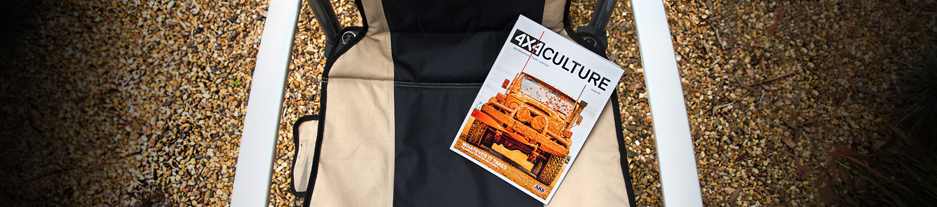 4x4 Culture Magazine 4x4 Accessories Subscribe