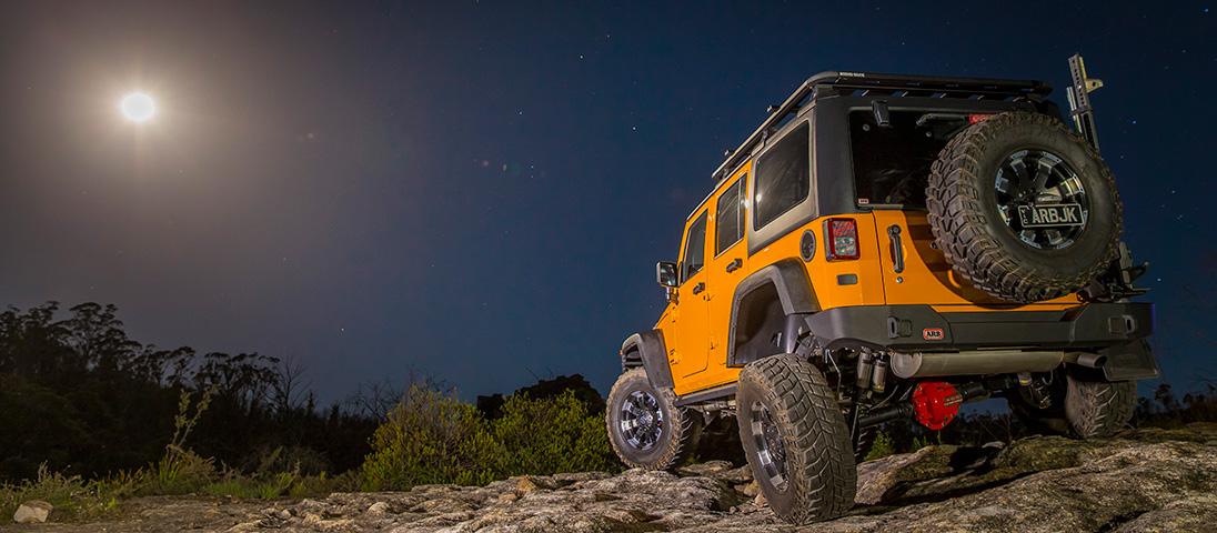 ARB BT 51 Suspension for Jeep Wrangler - ARB Maroochydore