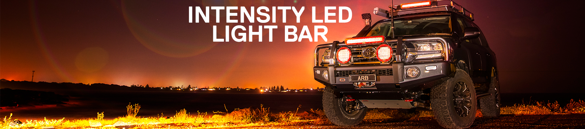 Intensity Light Bar - ARB Maroochydore 4x4 Accessories