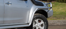 ARB Maroochydore 4x4 Accessories - DMAX Bull Bar