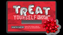 ARB Maroochydore Christmas - Treat Yourself - Scratch & Win