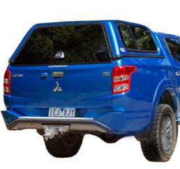 ARB Canopy Mitsubishi Triton - ARB Sunshine Coast