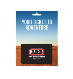 ARB Gift Cards - ARB Maroochydore
