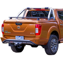 ARB Tango Sports Lid for Navara