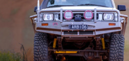ARB Hilux Banner