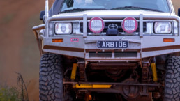ARB Hilux Banner