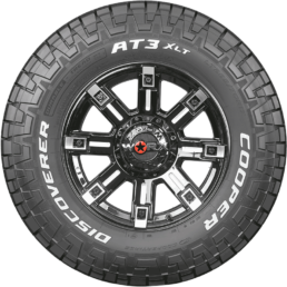 Cooper Tires in store at ARB Maroochydore